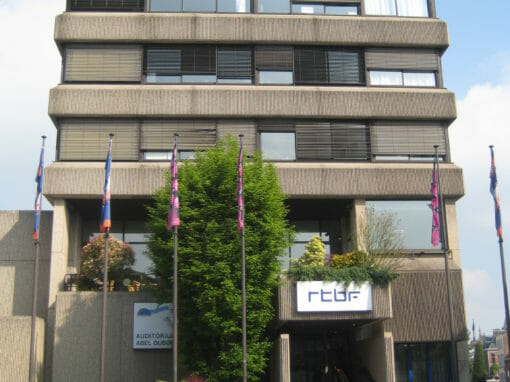 RTBF Mons – Installations HVAC