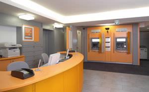 Création d'un réseau d'agence bancaire de type 'Proxi' pour ING