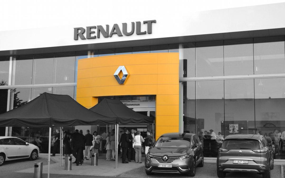 Construction concession Renault