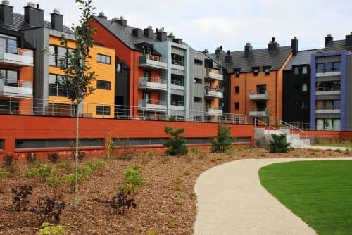 Construction 300 logements Drève Prévert