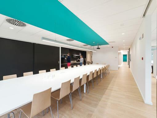 Transformation d'un immeuble de bureaux TRANSURB