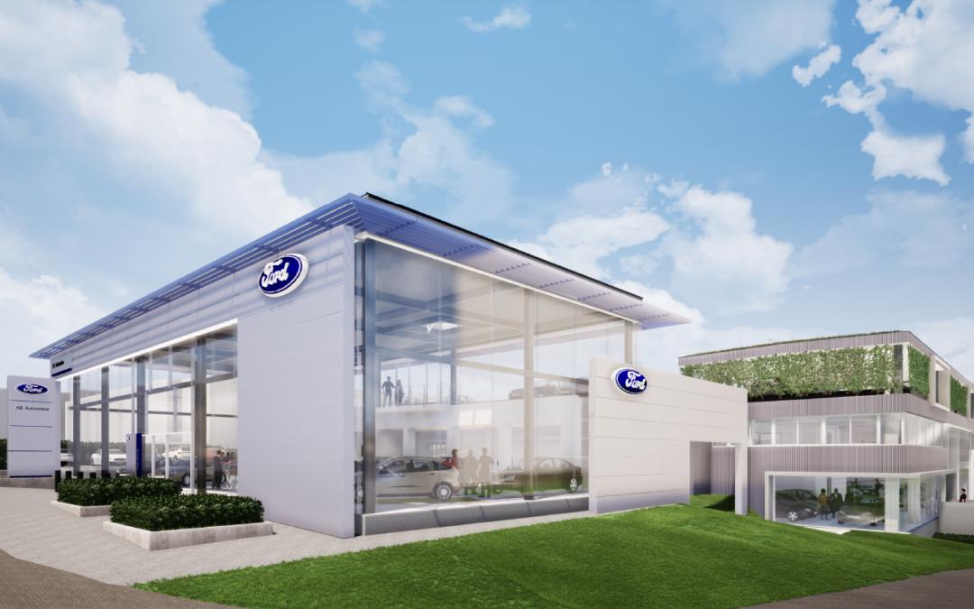 Concession FORD AB Automotive – Schaerbeek