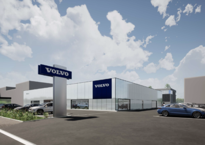 Garage VOLVO Nordicar – Liège